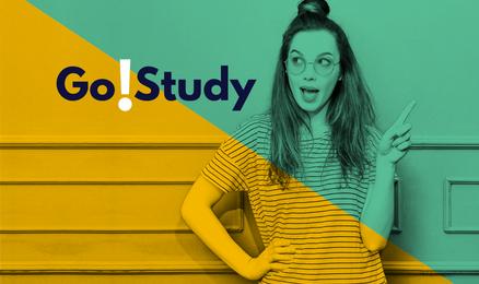 Go!Study - targi uczelni zagranicznych (ONLINE)