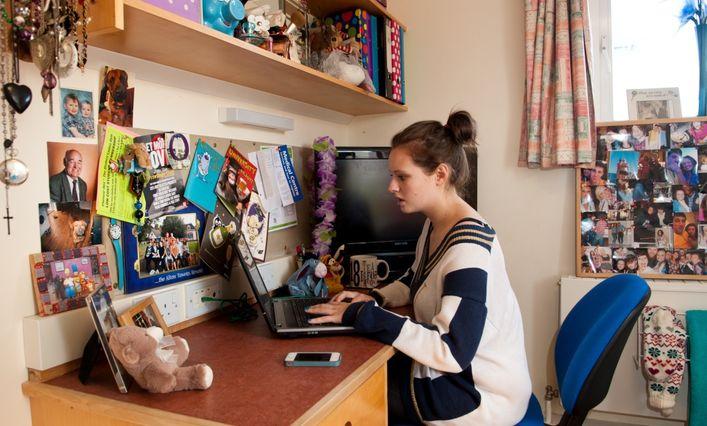 University of Gloucestershire student accomodation