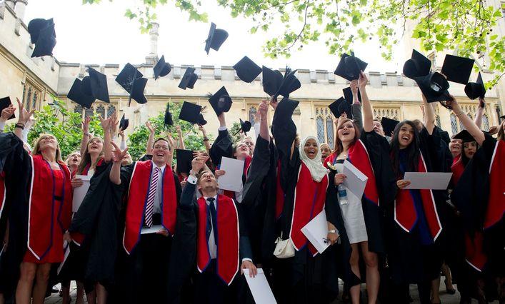 University of Bedfordshire Graduation Ceremony