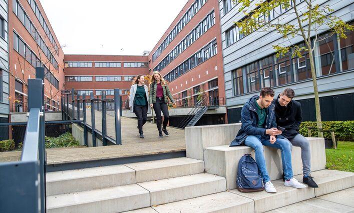 Campus in s-Hertogenbosch